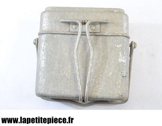 Gamelle modèle 1935 / marmite individuelle. France JAPPY