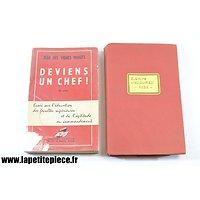 Livres - Deviens un Chef !  aptitudes au commandement. Officier Français WW2