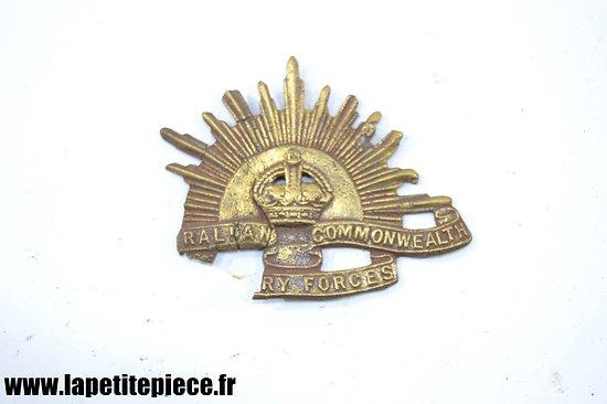 Australian Military Force Commonwealth cap badge WW1.
