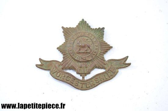 Insigne Anglais WW1 - Worcestershire