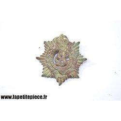 Cap Badge ASC Army Service Corps, Intendance. Première Guerre Mondiale