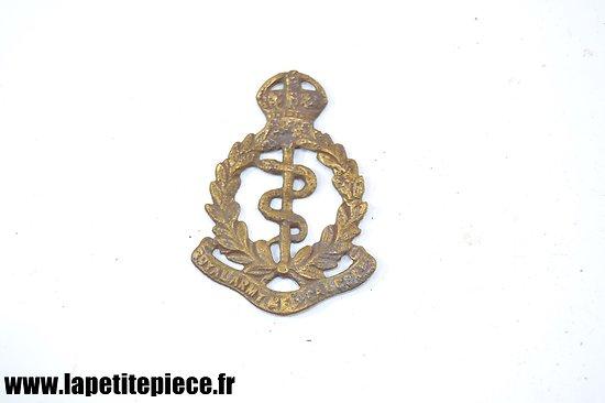 Royal Army Medical Corps - Première Guerre Mondiale