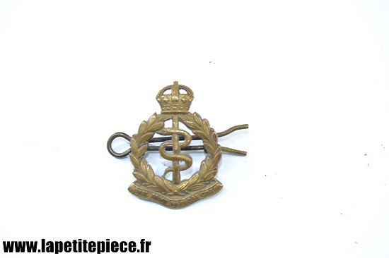Insigne Royal Army Medical Corps