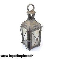 Lanterne Française Première Guerre Mondiale.