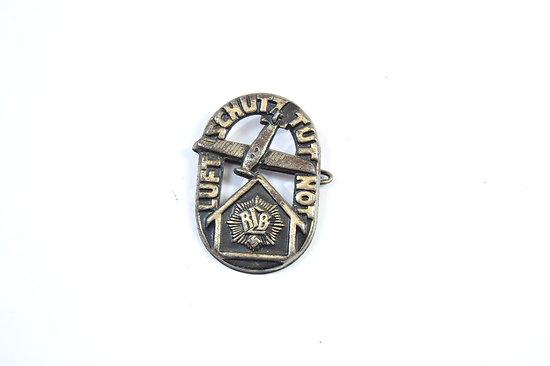 Badge de journée Allemand Luftschutz tutnot RLB