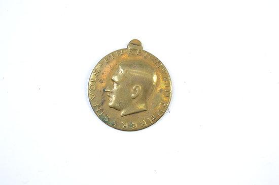Badge Allemand WW2 - Ein Volk Ein Reich Ein Fuhrer