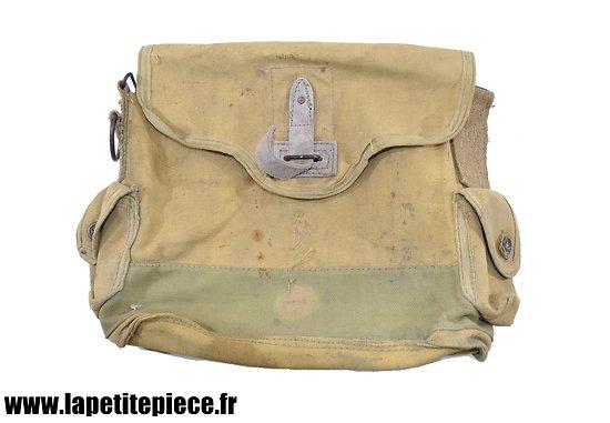 Musette / sac de transport Masque à gaz Français ANP 31 - premier type.