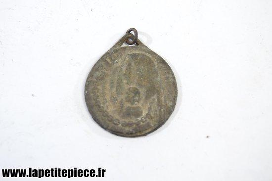 Médaille Saint Vierge - Souvenez vous des prisonniers de Guerre, Institution St. Paul