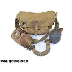Masque à gaz Français ANP 31 - France WW2