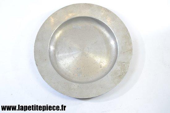 Assiette en aluminium JAPY à La Feschotte