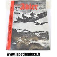 Der Adler, réédition Française, Tome 1