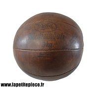 Medizinball Kriegsmarine 3kg - Deha - Eigentum der Kriegsmarine. Allemand WW2