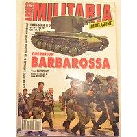Armes Militaria Magazine Hors Série N° 05, Opération Barbarossa Buffetaut, Yves