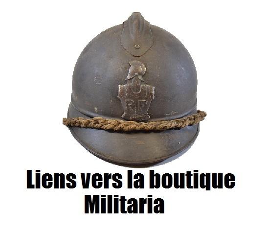 Liens vers la boutique militaria