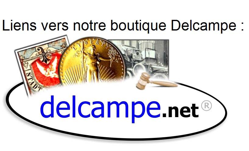 Liens vers la boutique Delcampe
