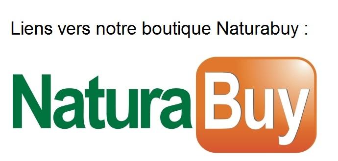 Liens vers la Boutique Naturabuy