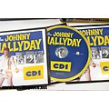 Johnny Hallyday - the essential 3cd coffret métal