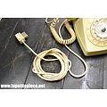 Telephone à cadran années 1980