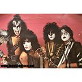 Poster affiche KISS 1983 Creatures of the night - Anabas AA075