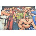 Affiche STREET FIGHTER 2D Pyramidposters années 1990 - 2000