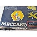 Coffret Meccano 203E boite n°3, état d'usage