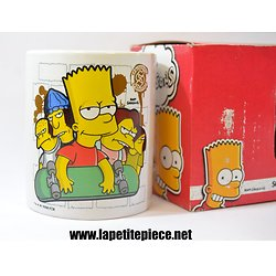 Mug collector The Simpson, Bart. Edition 2008