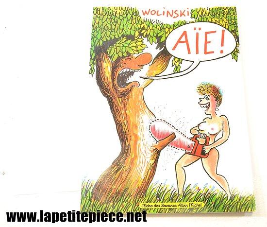 AIE - Wolinski, l'echo des savanes 1984