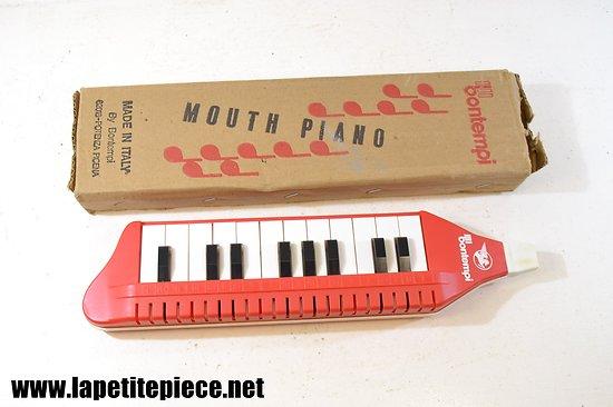 Piano à bouche BONTEMPI années 1960 - 1970