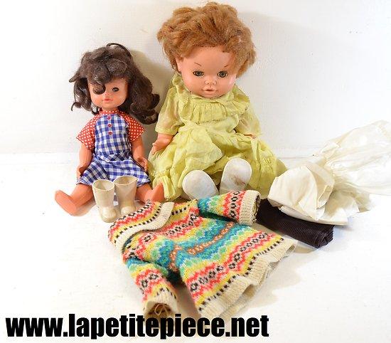 Bébé Onil + poupée, Années 1960 - 1970