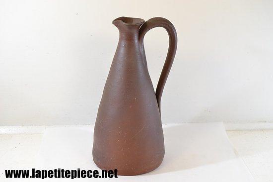 Cruche / pichet en poterie de Noron