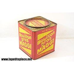 Boite Bouillon Gras MAGGI 112 étuis