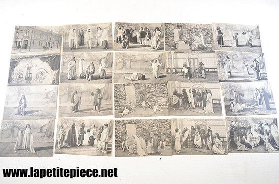 Collection CPA SEDAN - Le mystère de la rédemption au patronage Saint-Joseph de Sedan