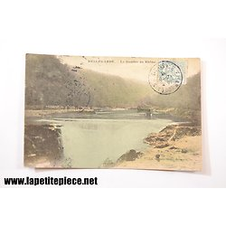 Bellegarde - Le Gouffre du Rhône. L. Michaux, éditeur. 1906