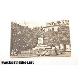 Belfort .3 - Place d'Armes et statue Quand-Même. Edition et cliché A. et H. C.