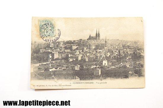 Clermont-Ferrand 1. Vue générale - Lib. Bougé-Béal