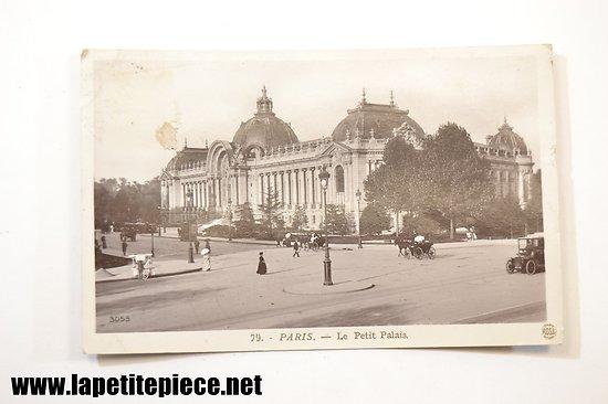 PARIS .79 le petit Palais 3053 - 1910 - Rose marque déposé