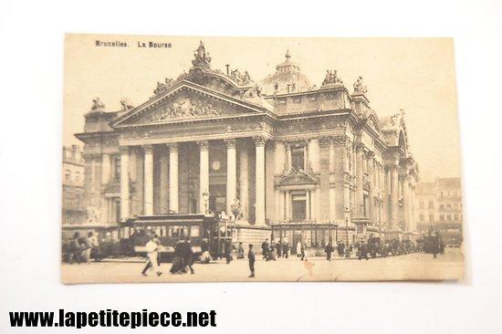 Bruxelles - La Bourse - edit. Penoit, librairie-éditeur Bruxelles
