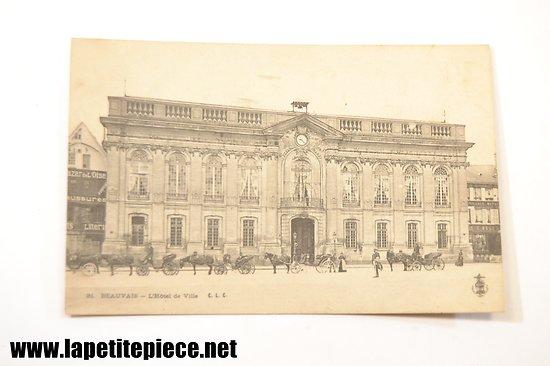 Beauvais .31 l'Hotel de Ville  C. L. C.
