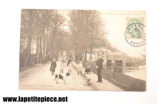 Glaire .518 L'allée de la tour - Suzaine-Pierson éditeur Sedan