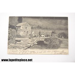 Botassart - Le ruisseau du moulin  D.V.D.11680 Hôtel des Touristes
