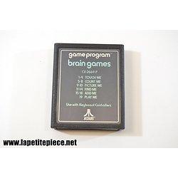 Atari Game Program: Brain Games CX-2664-P