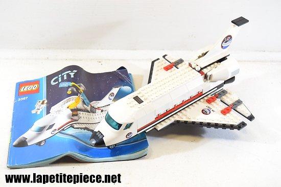 Lego city space shuttle, Vaisseau Spatial (JM 3367)
