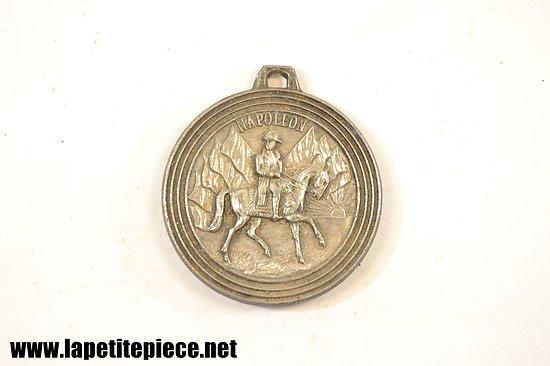 Porte-clé médaille PARIS NAPOLEON, Tour Eiffel