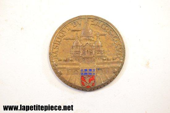 Médaille Notre-Dame du Sacré Coeur PARIS