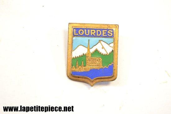 Insigne LOURDES (Basilique), émaillé