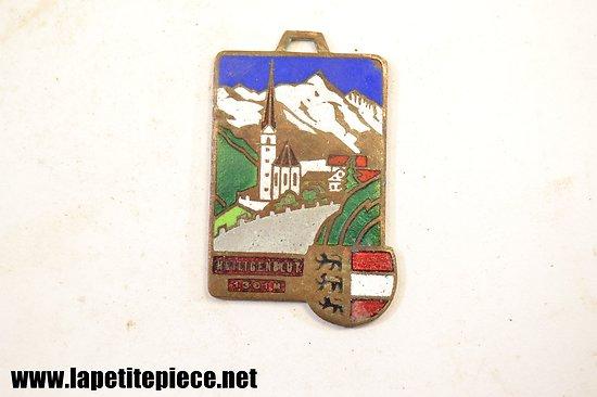 Insigne / médaille Heiligenblut 1301m (Autriche)