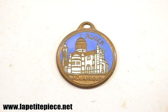 Médaille / pendentif Notre-Dame d'Afrique ALGER (Drago Paris)