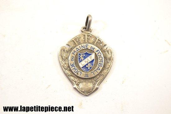 Médaille d'Argent - Ligue du Maine de Football FFF