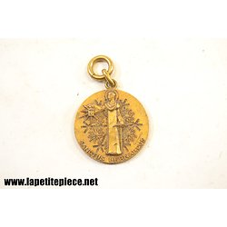 Médaille / porte bonheur SAINT BERNARD (Sanctus Bernardus)