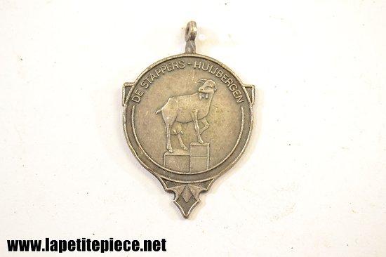 Médaille de marche DE STAPPERS-HUIJBERGEN (Pays-Bas)